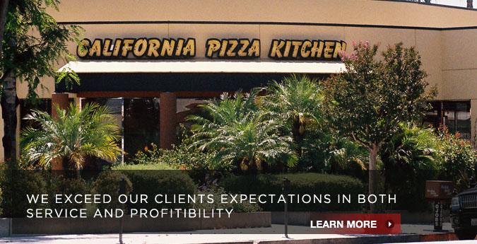 California Pizza Kitchen Pasadena Parking